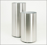 Stainless Steel Plant Containers Superline Range